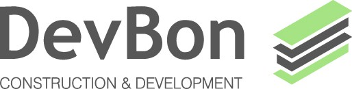 Devbon |Construction Company Logo